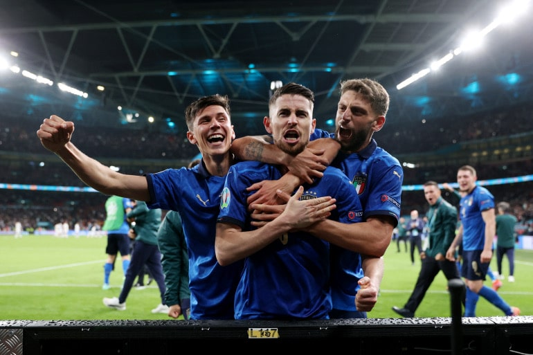 Euro 2020: Italy Knock Spain Out On Penalties To Zoom Into Final