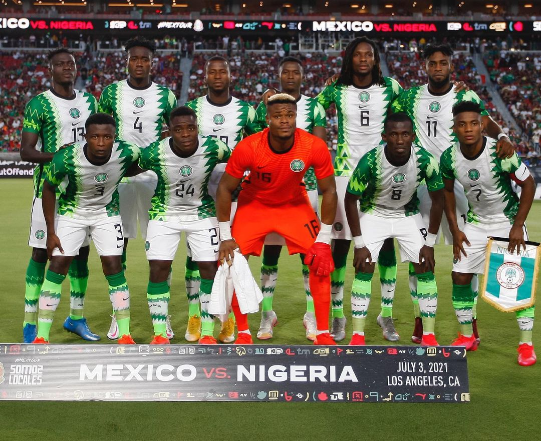 Mexico Friendly A Waste Of Taxpayer's Money -Izilien Blasts NFF