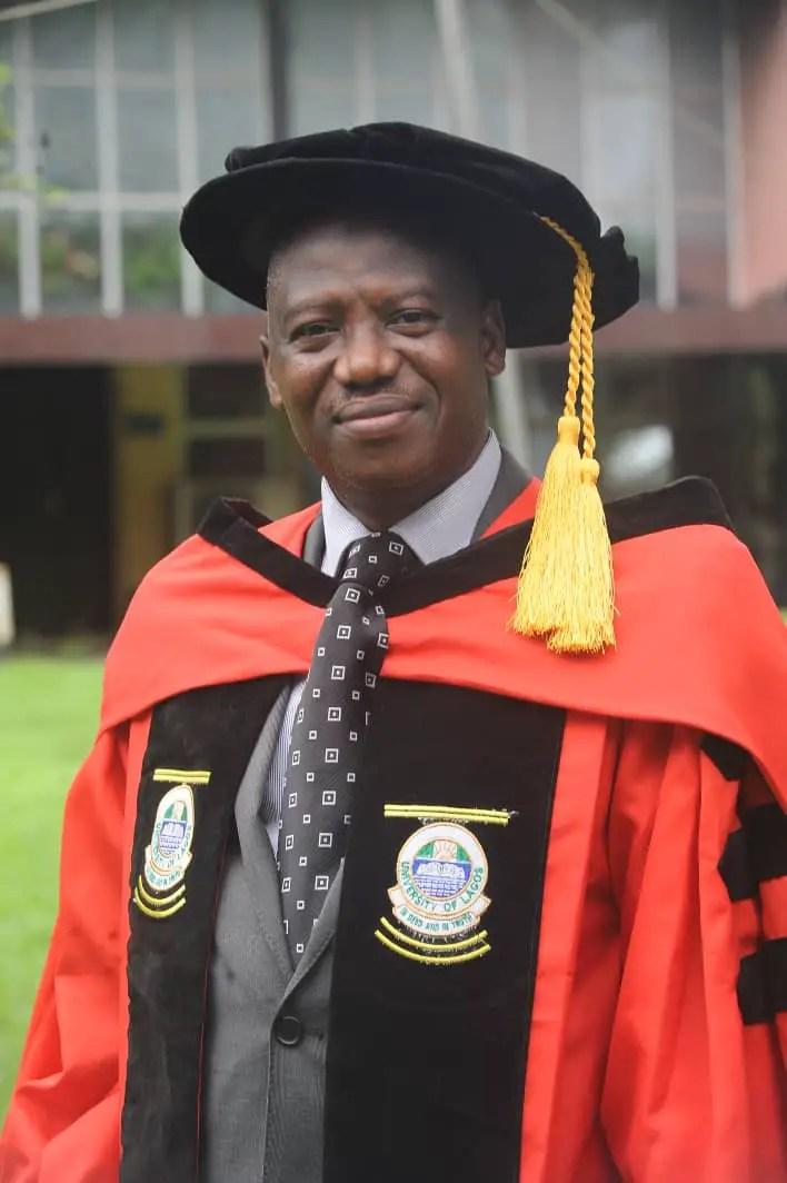 Mumini Alao Bags PhD In Mass Communication
