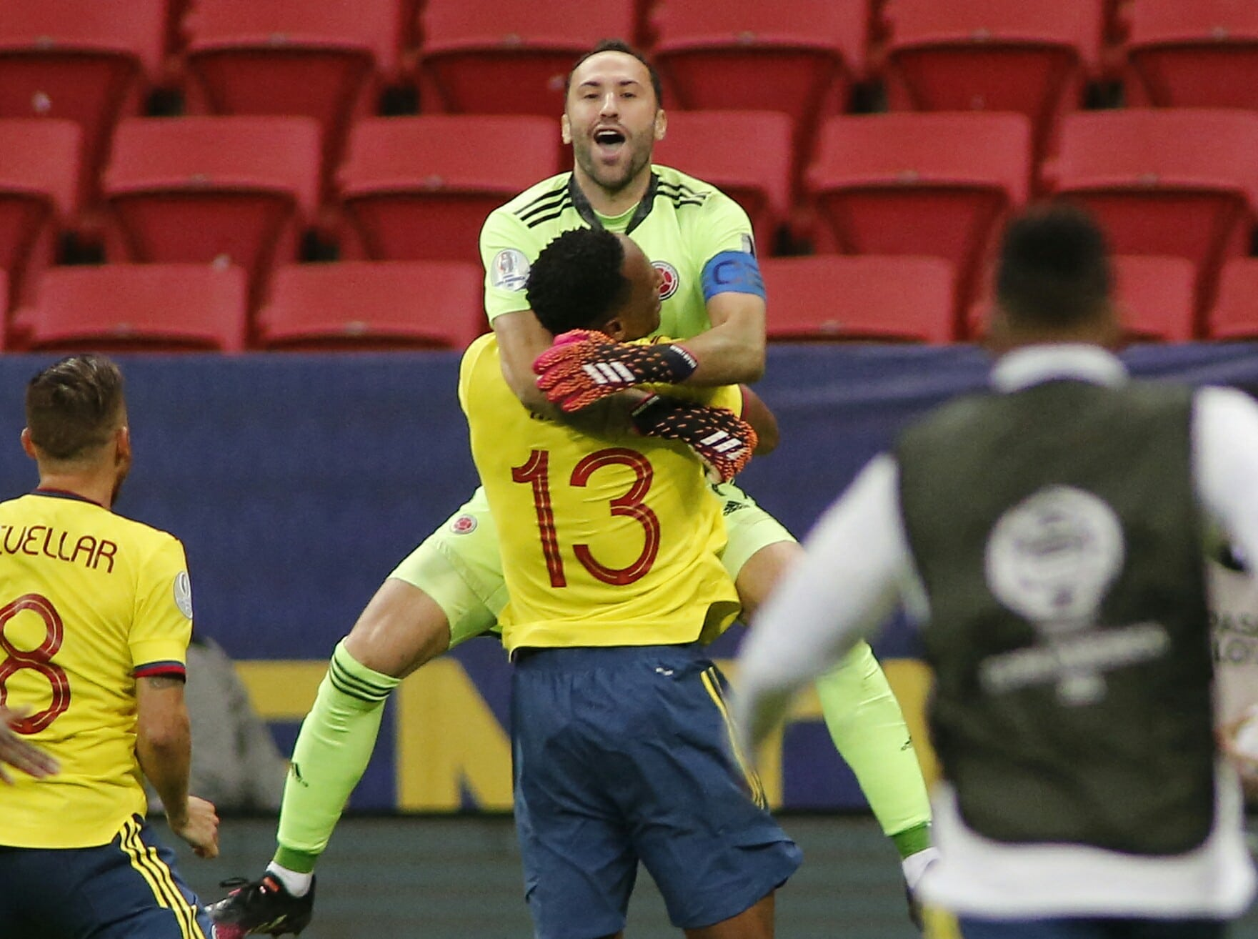 Copa America: Ospina Emerges Hero As Colombia Overcome Uruguay On Penalties, Set Up Semi-final Clash vs Argentina