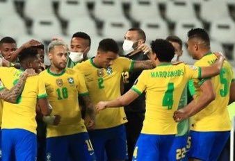 Neymar Bags Assist As Brazil Edge Peru To Pick Final Ticket