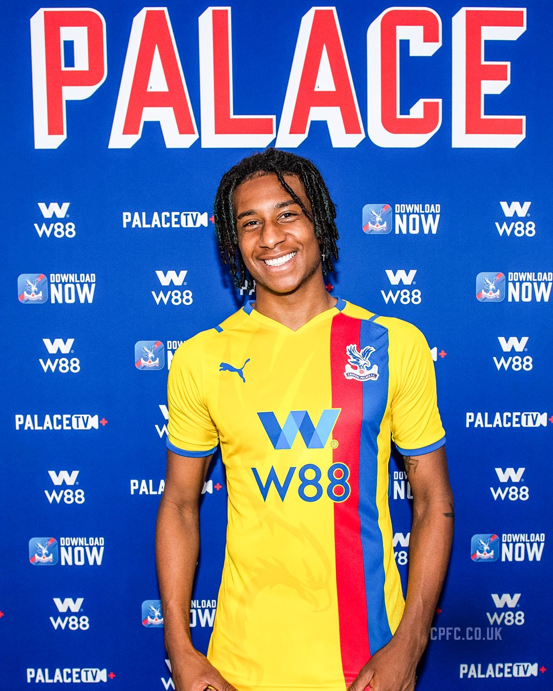 OFFICIAL: Nigerian Midfielder Olise Joins Crystal Palace On Five-Year Deal