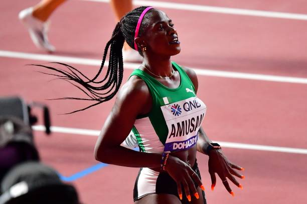 Amusan In Contention For 100m Hurdles Medals- World Athletics