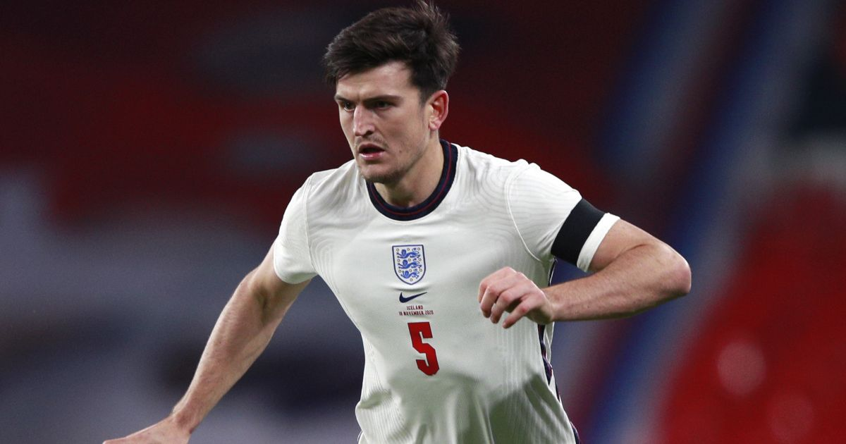 """""""How My Dad Suffered Broken Ribs At Wembley During Euro 2020"""" -Maguire Recounts"""