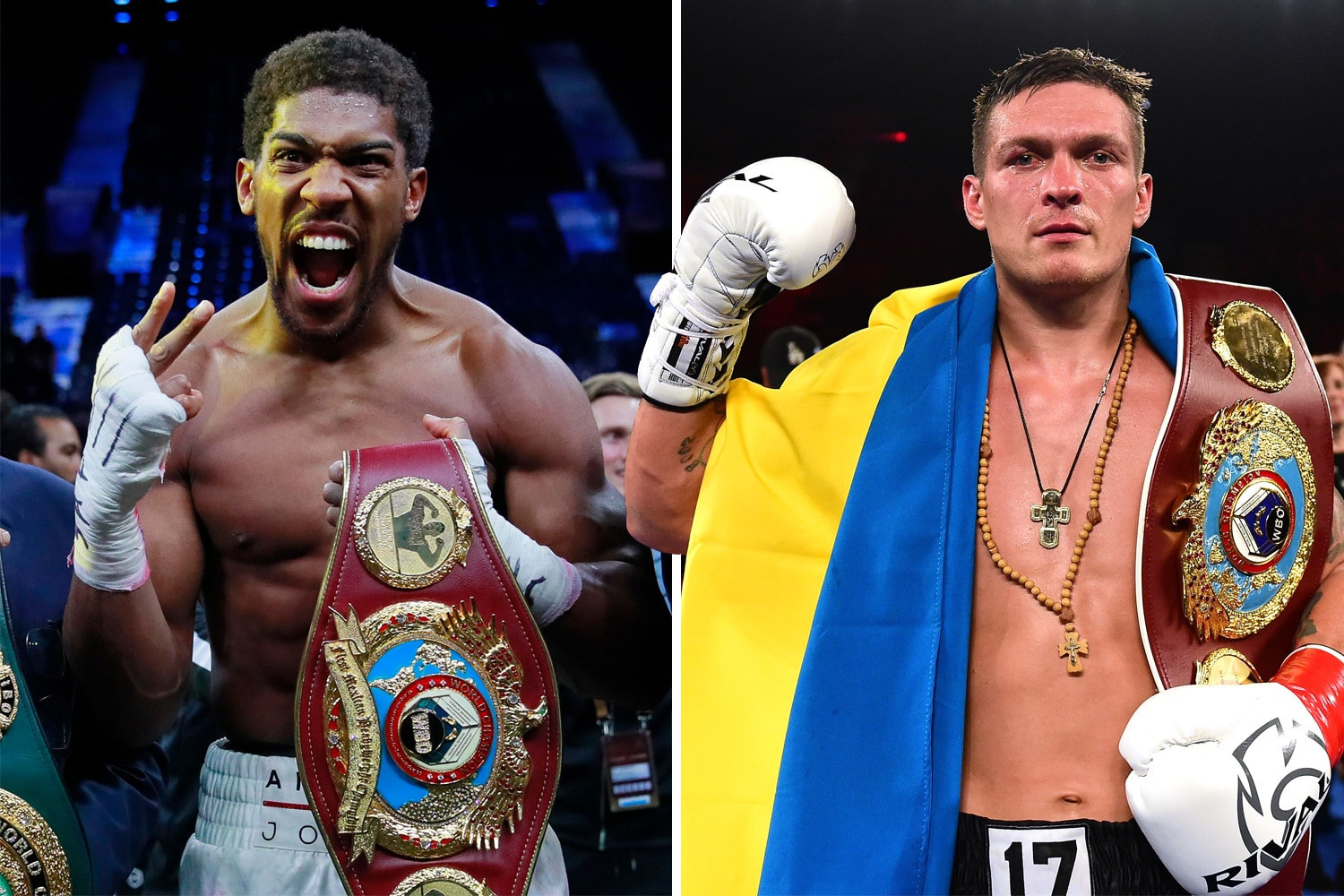 Joshua vs Usyk Title Bout Confirmed For September 25