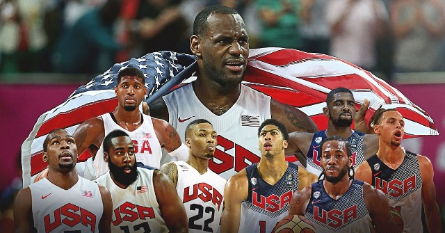 Playoffs Do Not Distract USA Basketball Team Members To The Olympics