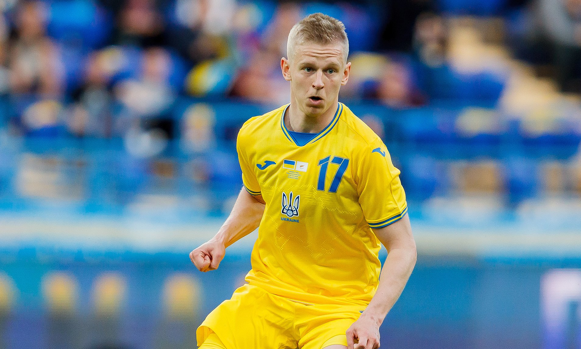 Euro 2020: We'll Shed Our Last Blood Against England -Zinchenko Vows