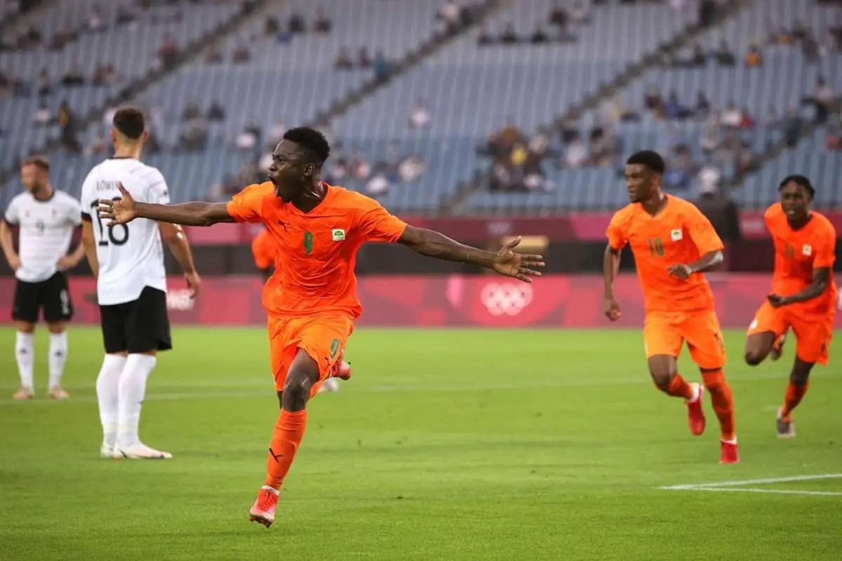 Tokyo 2020 Football: Cote d'Ivoire, Egypt Reach Quarter-finals; South Africa Crash Out
