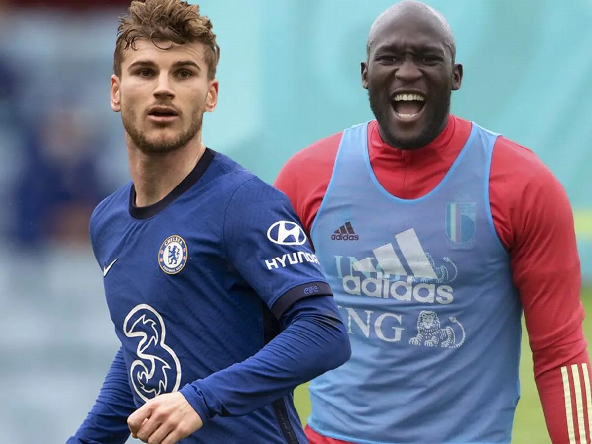 Lukaku, Werner's Partnership Will Be Devastating -Carragher, Roy Keane