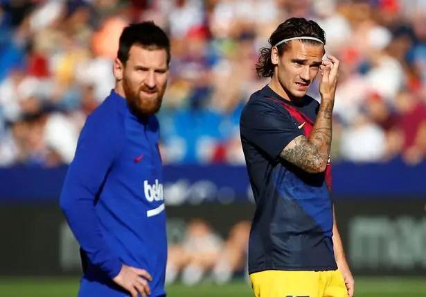 Barcelona Fans Blame Griezmann For Messi Exit