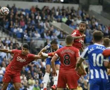Brighton 2 – 0 Watford: Troost-Ekong, Etebo Get Poor Ratings, Dennis Average