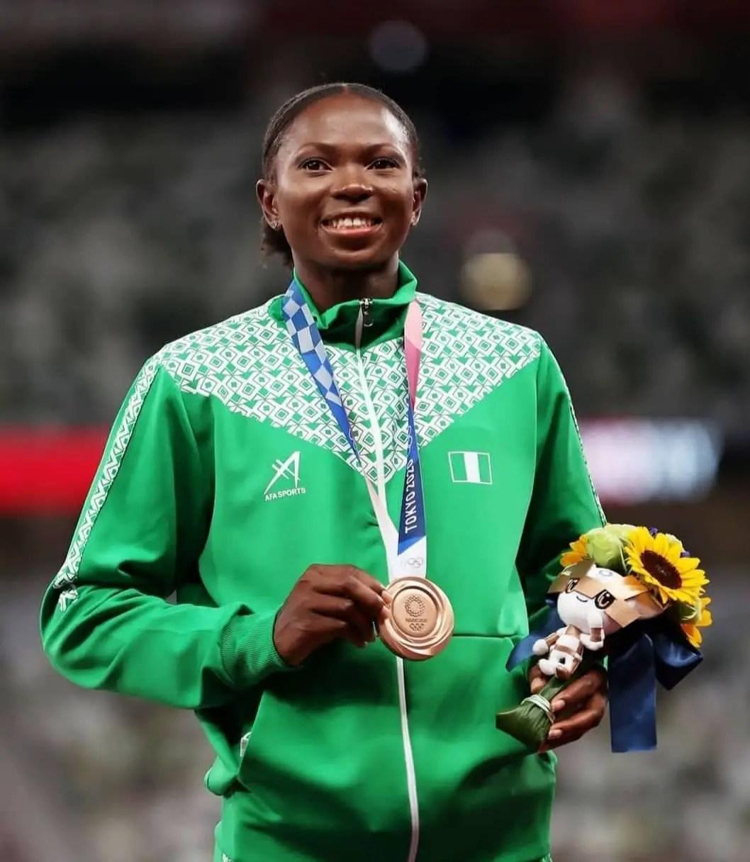 12 Nigerian World Athletics U-20 Championships Graduates Who Became Olympic Medallists