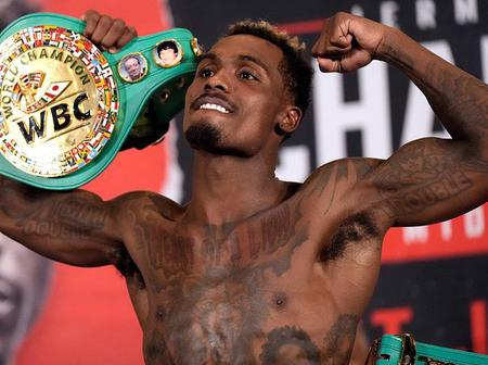 Undefeated World Boxing Champion Arrested For Allegedly Stealing Money From Bar Waitress