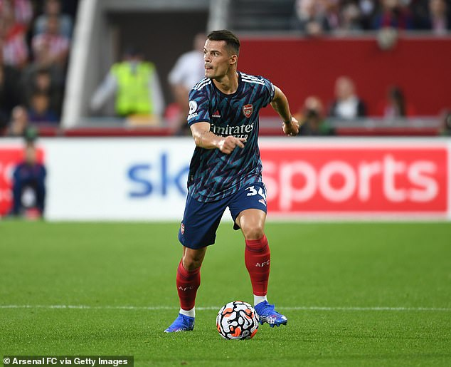 Xhaka Signs New Four-Year Contract At Arsenal