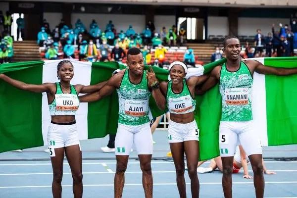 Sports Minister Salutes Nigerian U-20 Athletes On Record Breaking Performance