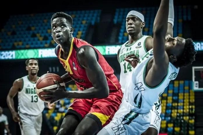 2021 AfroBasket: D'Tigers Crash Out After Shock Defeat To Uganda