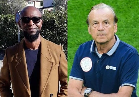 2021 AFCON: Why I Don't Have Confidence In Rohr's Technical Crew -Finidi
