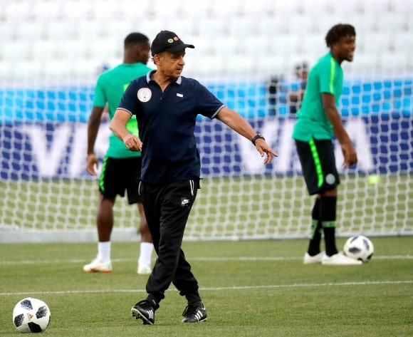 Rohr Must Qualify Super Eagles  For 2022 World Cup -Lawal
