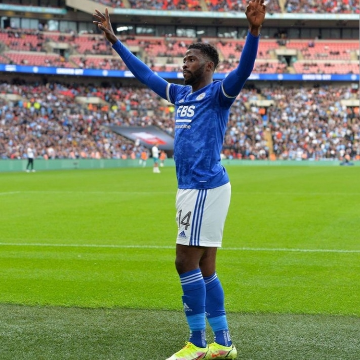 Community Shield: Iheanacho Defends Penalty Call After Leicester  Win Against Man City