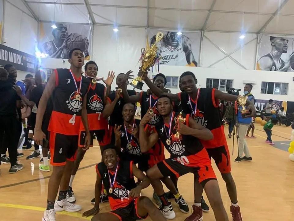 Maiden OBN Hoop Summit: Pressure 55 Emerges Champion; Gets N1m Cash Prize