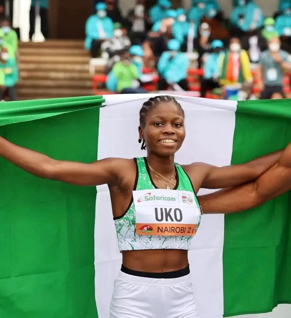 'My Journey To The Olympics And World U-20 Podium' –Nse Uko