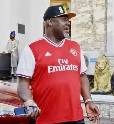Arsenal Fan Dino Melaye Go Spiritual, Calls On God To Remove Arteta