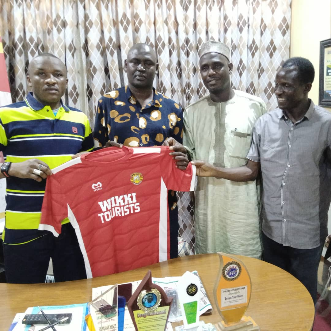 Wikki Tourists Appoint Kabiru Dogo New Head Coach