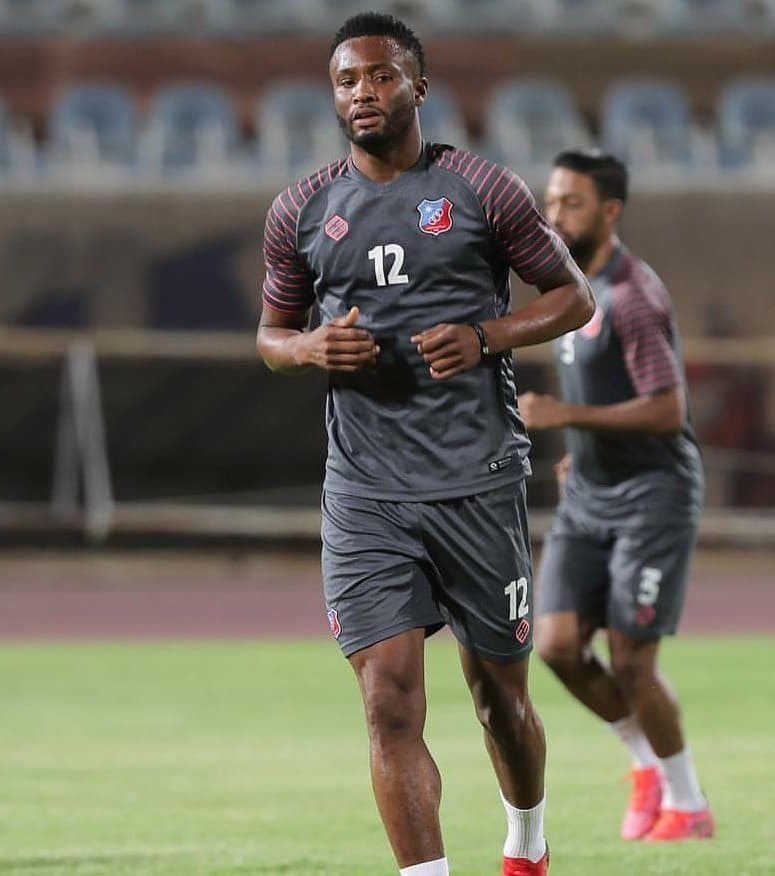Mikel States Trophy Ambition  At Kuwait SC