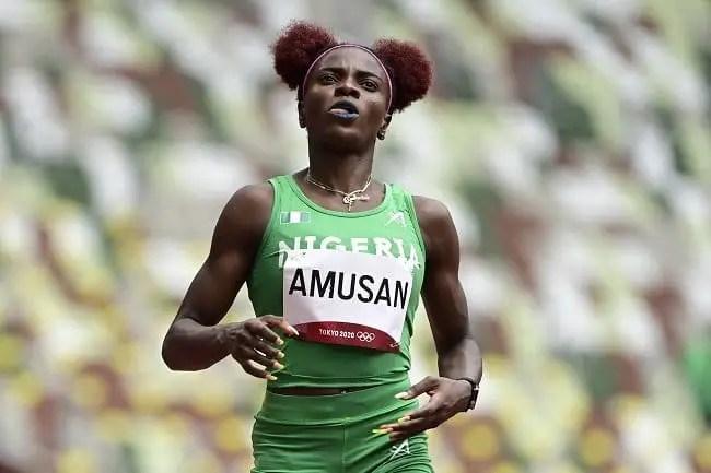 Tokyo 2020: Amusan Places 4th In Women's 100m Hurdles Final