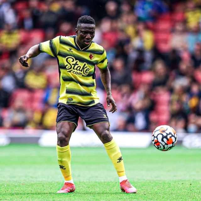 'He Was Very Good'- Watford Boss Munoz Talks Up Etebo After Impressive Debut Vs Aston Villa
