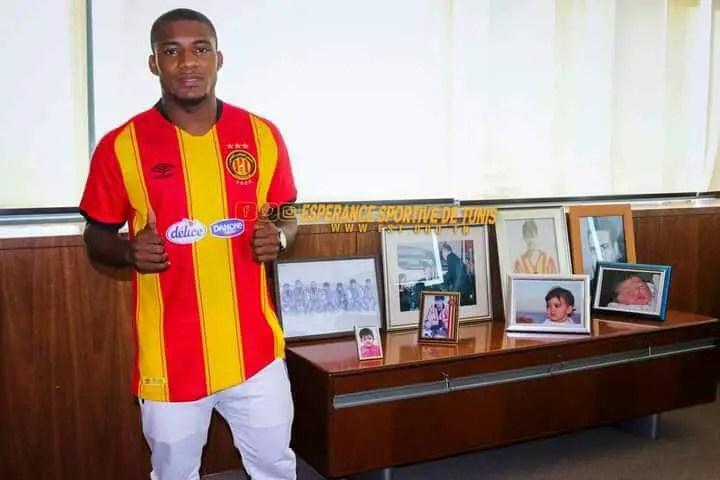 Done Deal: Anayo Iwuala Joins Tunisian Club Esperance On Three-Year  Contract -