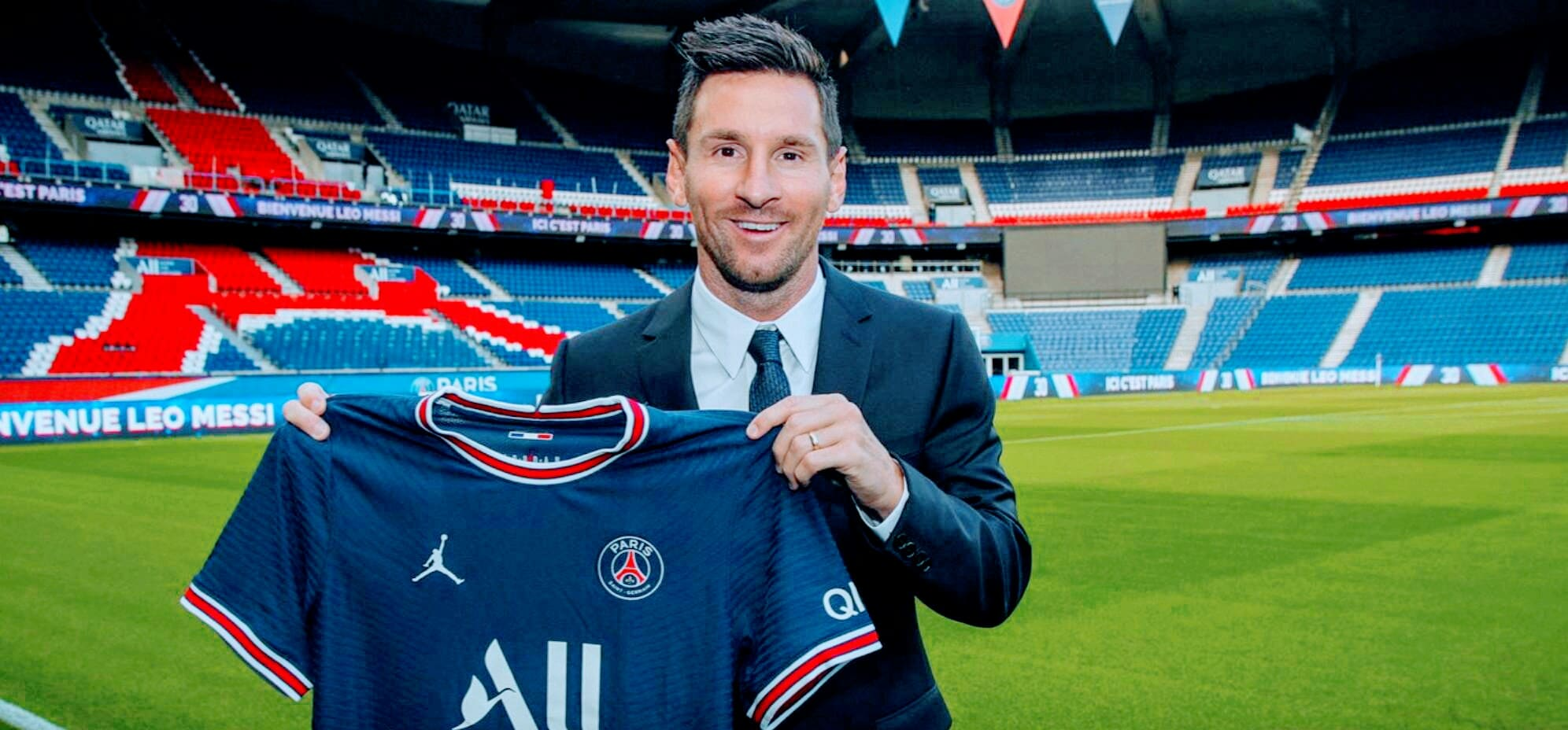 Messi: PSG Best Place For Me To Win Champions League Again