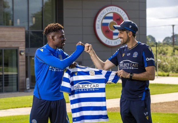 Dele-Bashiru Joins Championship Club Reading On Loan