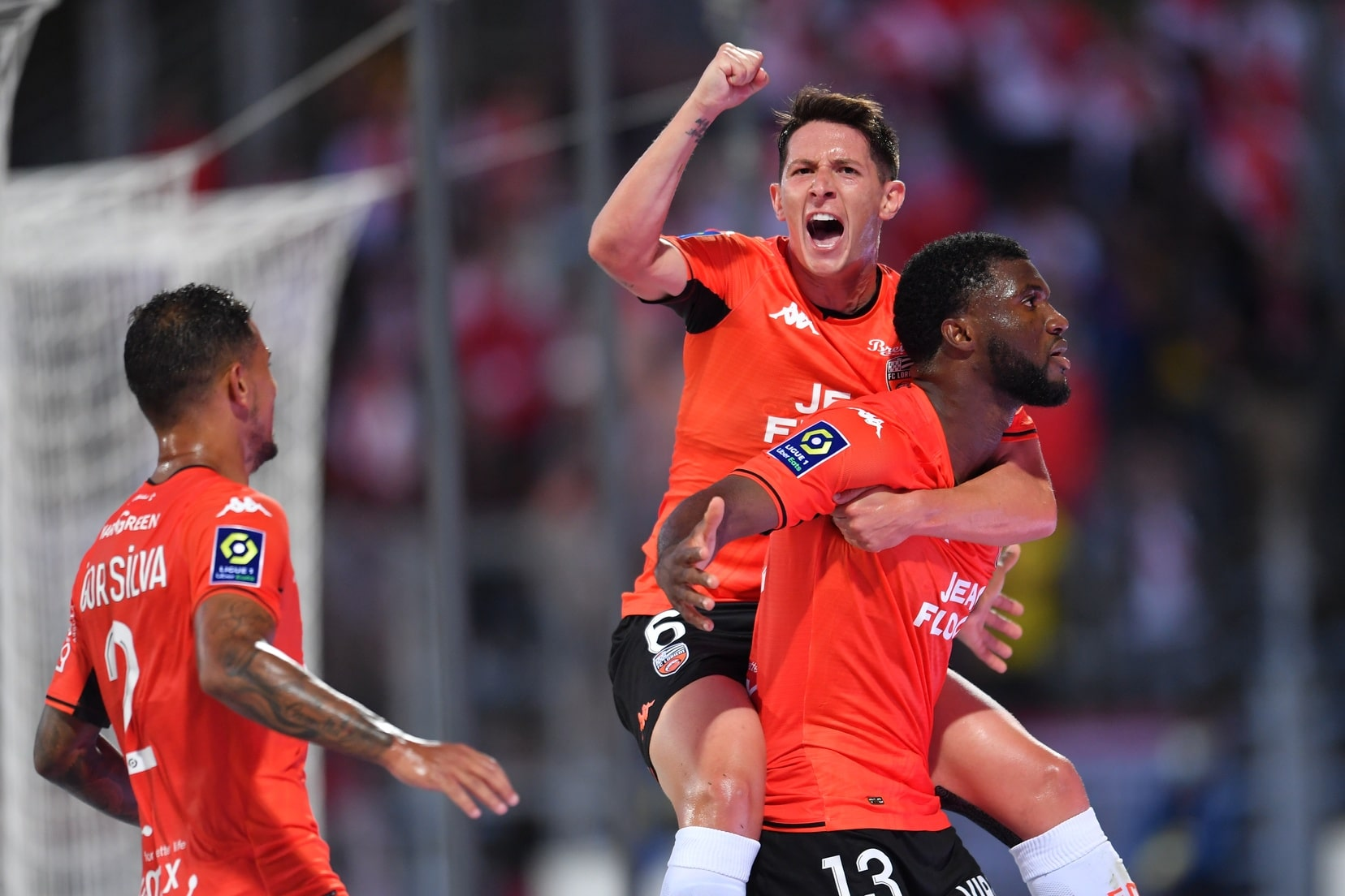 Moffi's Goal vs Monaco Earns Lorient First Ligue 1 Win Of The Season