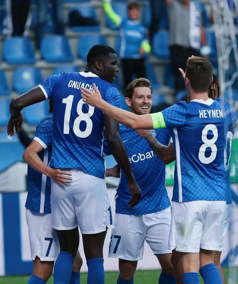 Onuachu Scores Again In Belgian League As Genk Record Big Win