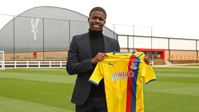 Crystal Palace Striker Victor Akinwale Signs Professional Deal