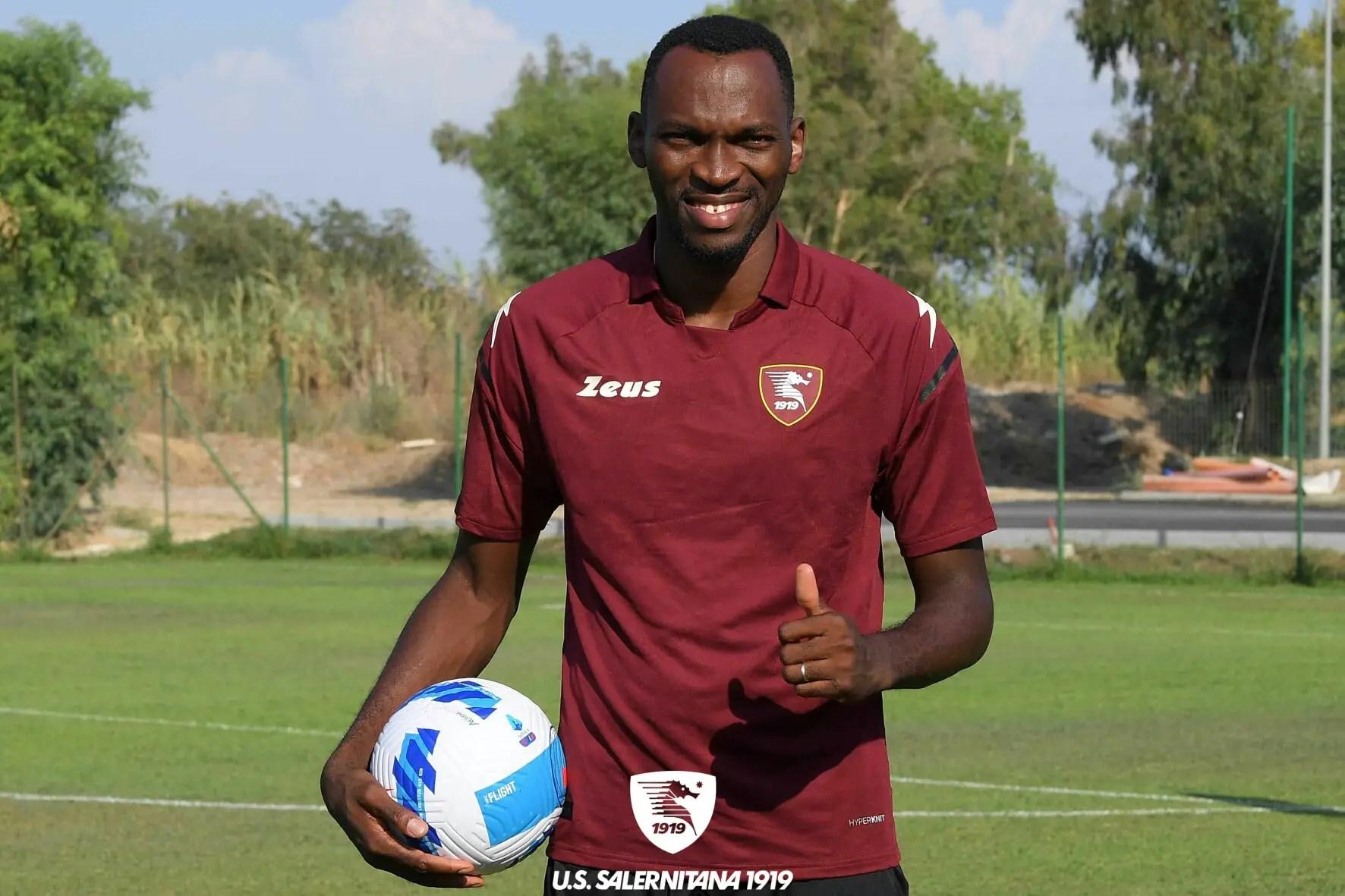 Simy Nwankwo Ready For New Challenge At Salernitana