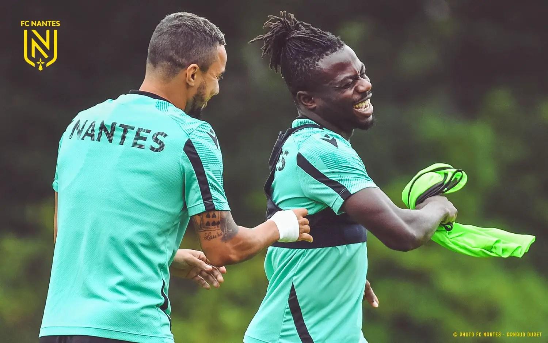 Ex-Manchester United  Star Fabio: Moses Simon A Perfect Teammate