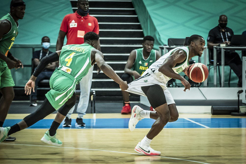 2021 AfroBasket: D'Tigers Defeat Mali In Group Opener