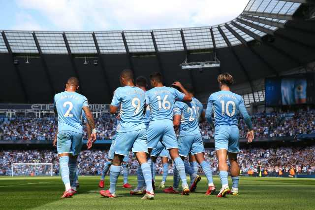 Premier League: Manchester City Thrash 10-man Arsenal At Etihad