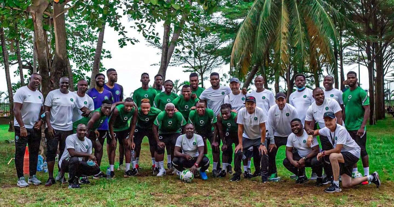 Super Eagles Camp Update: Osimhen In;  Aribo Onuachu, Sanusi, Awaziem Still Expected