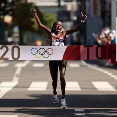 peres-jepchirchir-kenya-marathon-tokyo-2020-olympics-long-distance-race-sports-industry