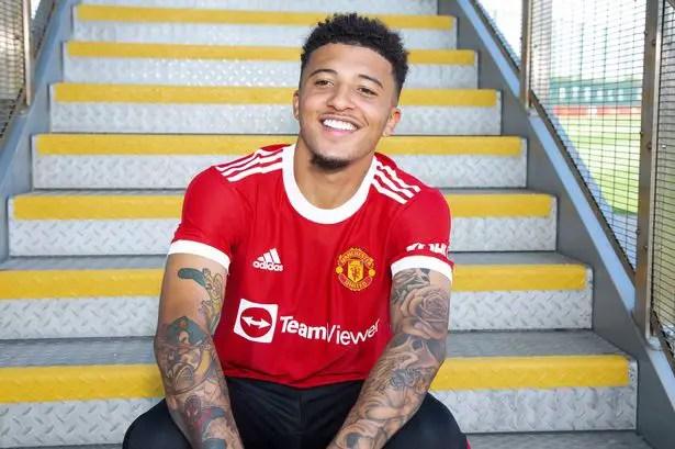 Sancho Can Handle Old Trafford Pressure -Solskjaer