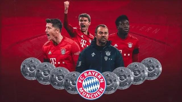 Will Bayern Complete A 10-Year Streak In The Bundesliga?