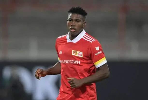 Awoniyi Backs Union Berlin For Bundesliga Opening Day Win vs Leverkusen