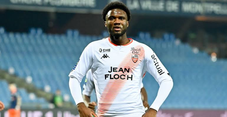 Ligue 1:  Moffi's Assist Helps Lorient Earn Draw At Lens