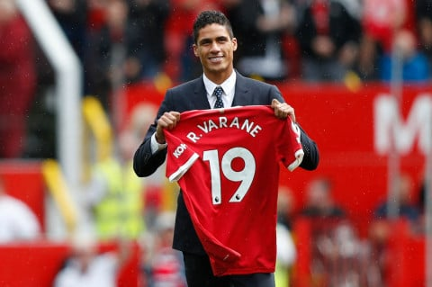 I'll Play My Part To Help Varane Settle At Man United -Maguire