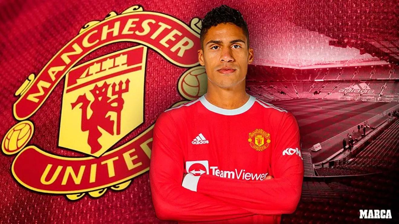 Why I Rejected Man United In 2011 -Varane
