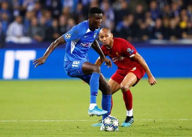 Genk Sporting Director: Why Liverpool Need A Striker Like Onuachu