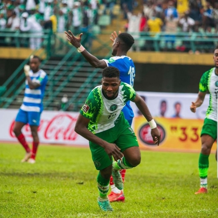 2022 WCQ: 'Eagles With Brilliant Start, Should Maintain Momentum' –Sports Minister